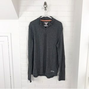 {Omni Wool} Men's Base Layer Light Pullover